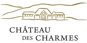 Chateau des Charmes-Logo