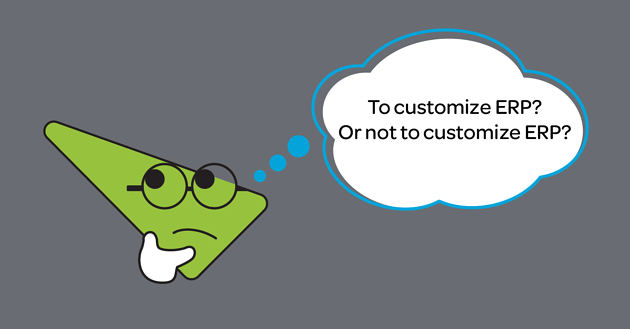 Nervous About ERP Customization? Here's Why You Shouldn't Be
