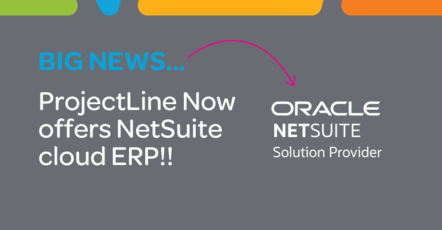 ProjectLine Joins NetSuite Solution Provider Program