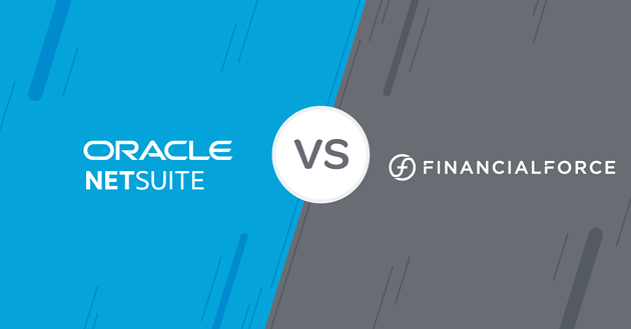 Cloud ERP Comparison: NetSuite vs. FinancialForce
