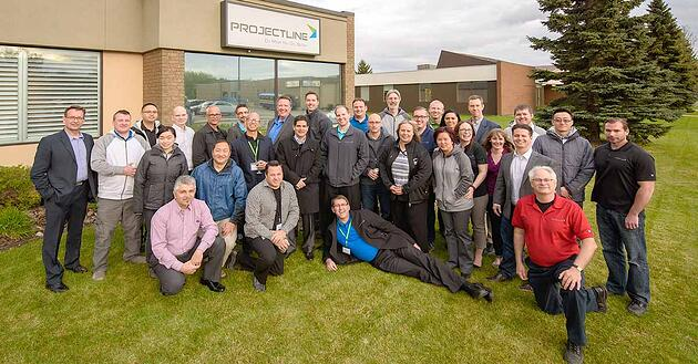 ProjectLine's Origin Story - SAP Business One Canada