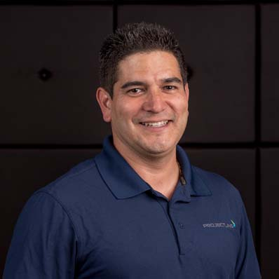 Martin Gonzalez - Director of Finance & Admin at ProjectLine