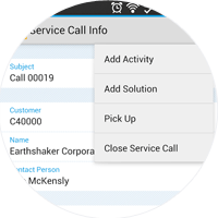 SAP Business One Mobile Service