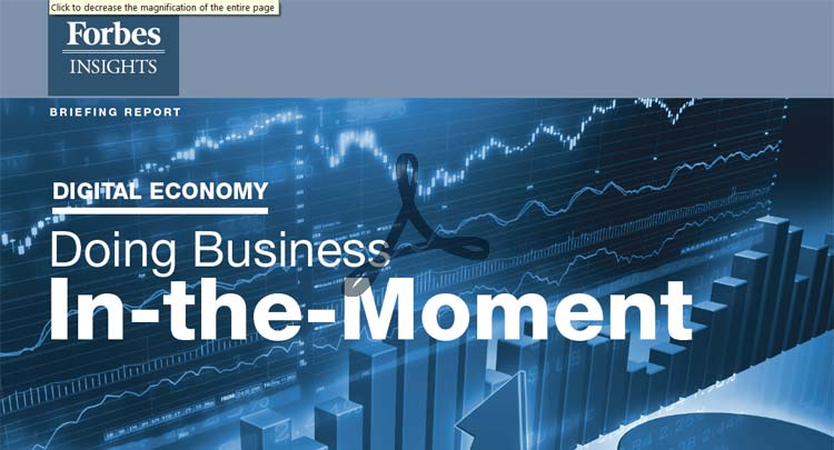 Whitepaper: Doing Business In-the-Moment
