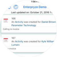 Enterpryze CRM