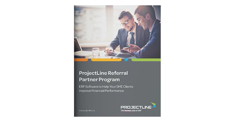 ProjectLine Accounting Referral Partner Program
