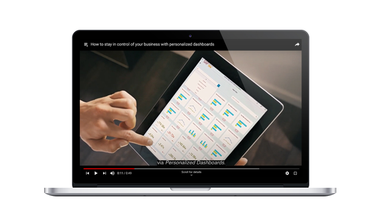 Video - SAP Business One Personal Dashboards