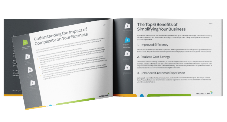 eBook - Making the Case for Business Simplification: What it Means for SMBs and How They Can Achieve It