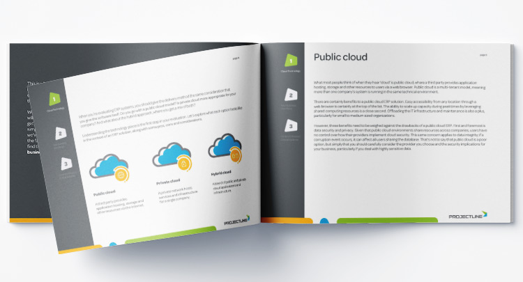 Evaluating Public, Private & Hybrid Cloud ERP for SMBs