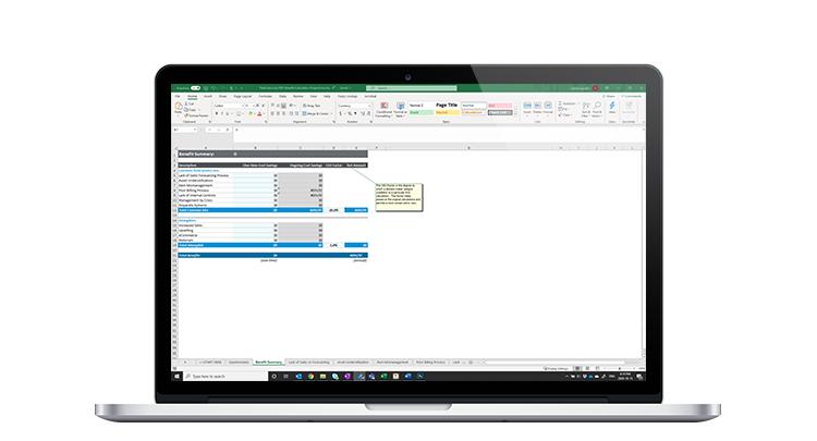 [Download] ERP Benefit Calculator for Industrial Service Companies