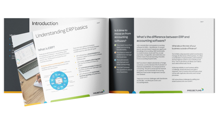 Navigating Your ERP Selection: The Definitive Guide for SMEs