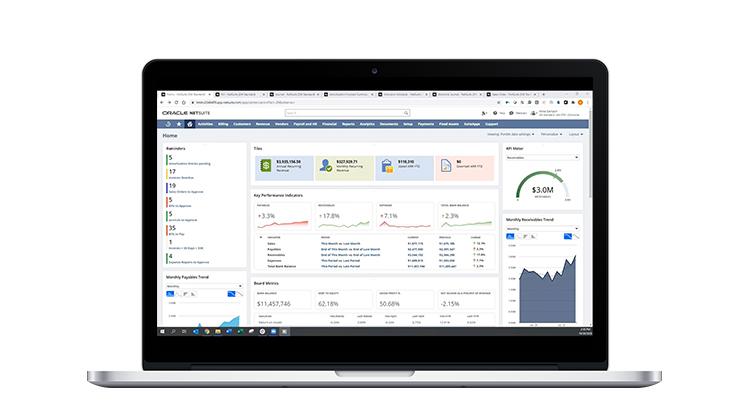NetSuite Financials Demo