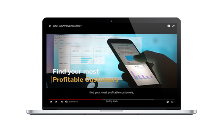 Video - What is SAP Business One?