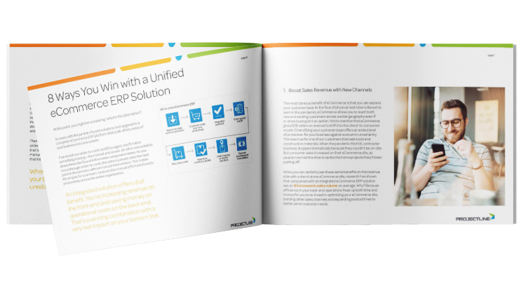 eBook: Why eCommerce Point Solutions are a Mistake