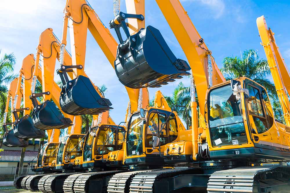 ERP solutions for equipment sales & service companies