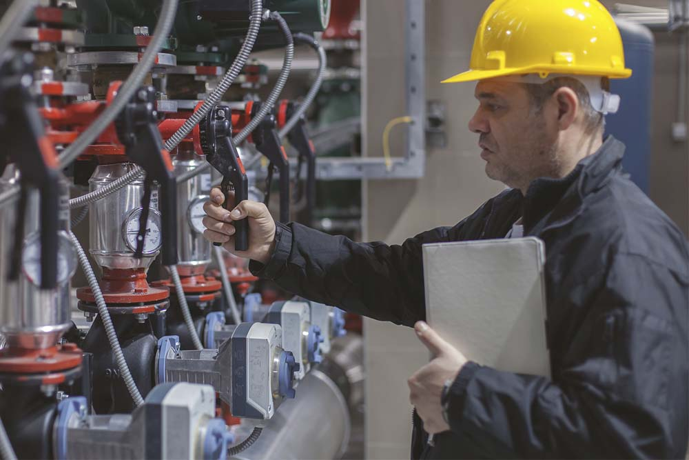 ERP software for industrial automation companies