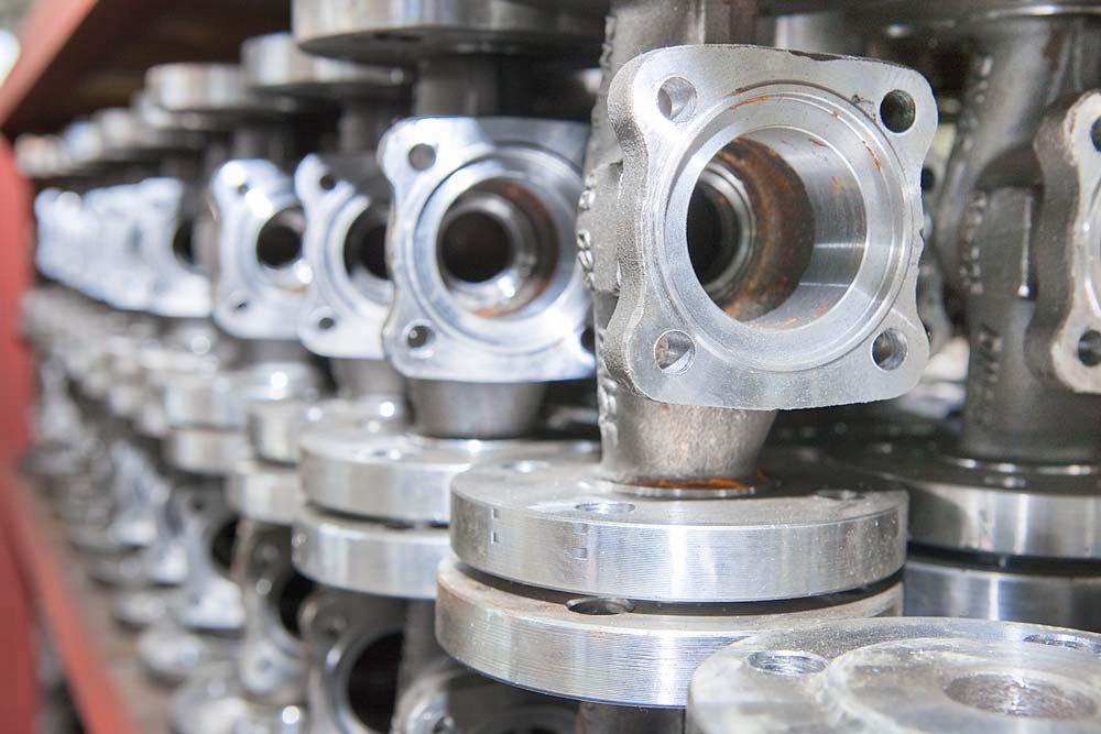 ERP solutions for Manufacturers of Machinery & Components
