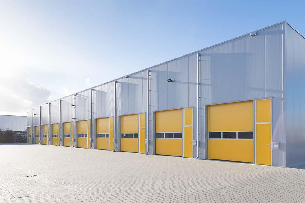 ERP solutions for overhead door companies