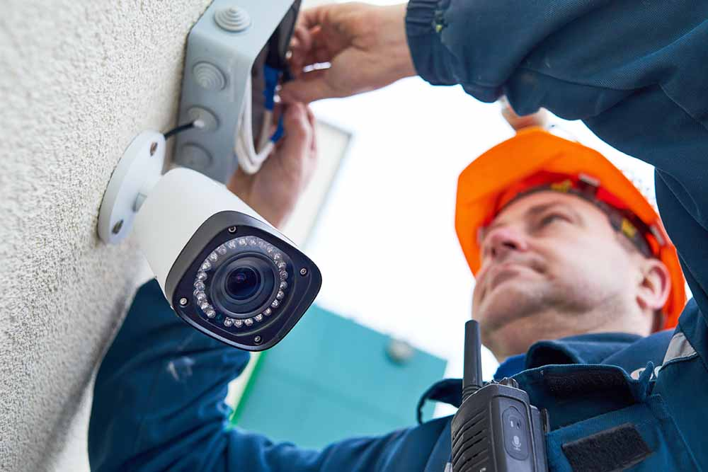 ERP solutions for security system companies