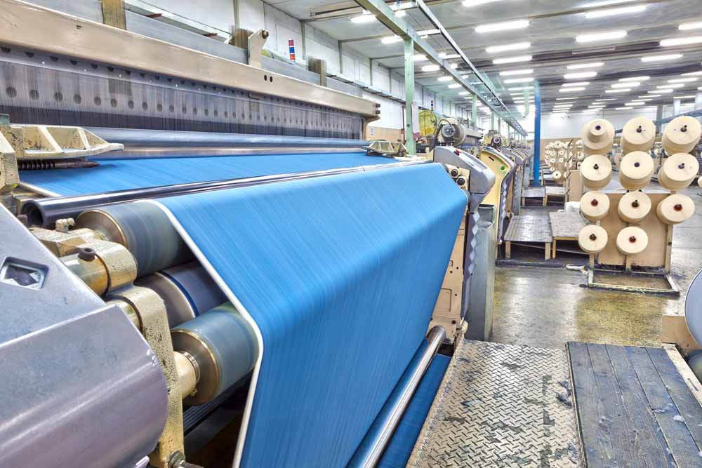 ERP solutions for Manufacturers of Textile Products